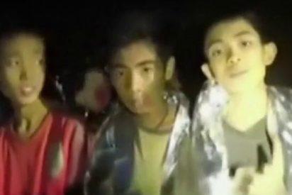 Ya ha comenzado la operación de rescate de los niños de la cueva de Tailandia