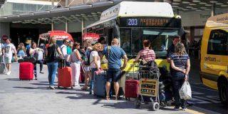 """Los taxistas: """"Paralizaremos Madrid hasta que el Gobierno meta en vereda a Uber y Cabify"""""""