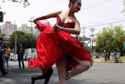 Ocurrencia: Ballet para aliviar los atascos en Ciudad de México