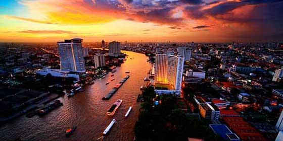 Aumenta el número de turistas españoles que visitan Tailandia