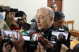 """El cardenal Barreto insta a luchar contra la """"gran corrupción trasnacional"""""""