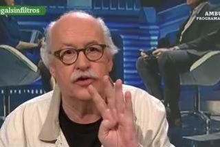 Ferrán Monegal entra en combustión ante las intenciones electorales de Pablo Casado en Cataluña