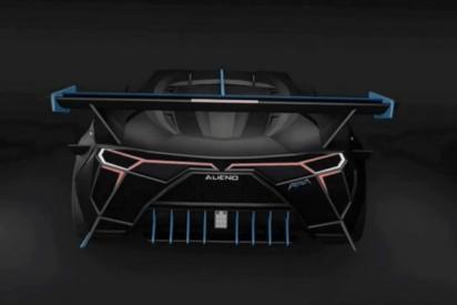 Así es el `Arcanum´ el primer coche con una brutal superioridad tecnológica