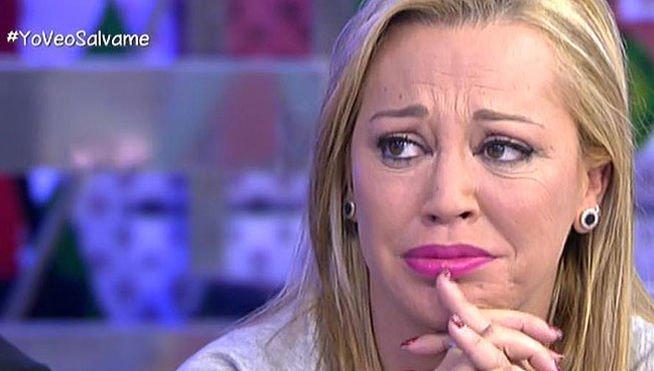 Muerte y desesperación: Belén Esteban, destrozada como nunca antes la hemos visto en TV