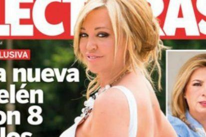 """La verdad sobre la última portada de Belén Esteban: """"¿Por qué le hacen tanto Photoshop a ella y a Carlota Corredera no?"""""""