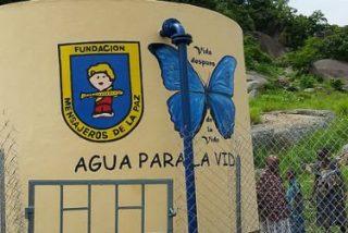 La morpho azul que cambió la vida de una aldea