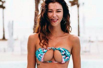 La última moda en Instagram: Ponerte el sujetador del bikini al revés
