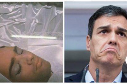 La hermana de Miguel Ángel Blanco torpedea con una sobrecogedora foto los guiños de Sánchez a ETA