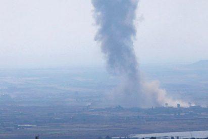 Nuevo bombardeo de la coalición internacional en el este de Siria