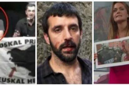 TV3 convierte al fotógrafo batasuno Jordi Borrás en un mártir de la extrema derecha española