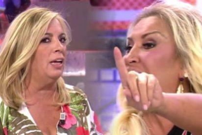 Raquel Mosquera demuestra lo falsa que es Carmen Borrego: ¿Es peor que Terelu?