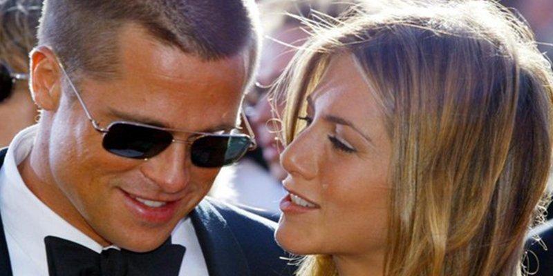 ¿Están Brad Pitt y Jennifer Aniston juntos de nuevo?