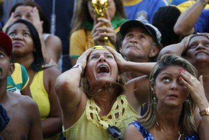 El papa interrumpe su sermón y comenta la eliminación de Brasil del Mundial