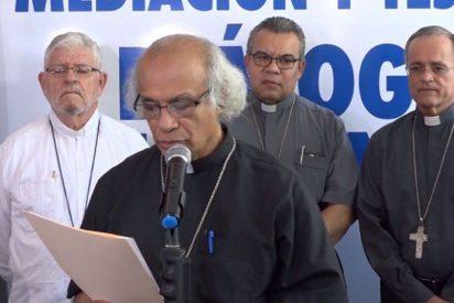 Pese a las presiones de Ortega, la Iglesia nicaragüense sigue apostando por el diálogo