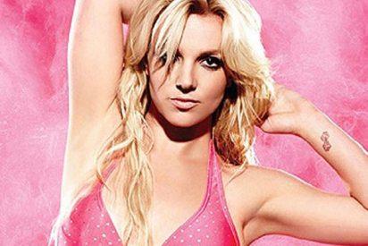 El pecaminoso disfraz de Britney Spears inspirado en 'Alicia en el país de las maravillas'