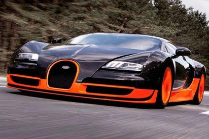 ¿Sabes por qué cambiar el aceite al Bugatti Veyron es un auténtico dolor de cabeza?