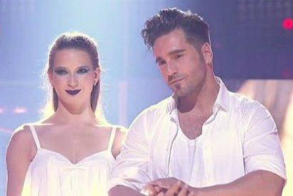 Bustamante y su rabia contra Telecinco ensucian el final de 'Bailando con las estrellas'