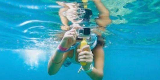 5 cámaras deportivas baratas que triunfan en Amazon