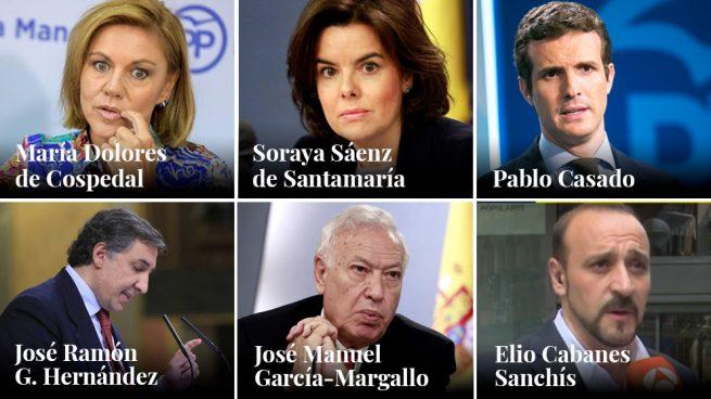 """Pablo Casado: """"Si yo gano nadie pierde y van a tener sitio todos"""""""