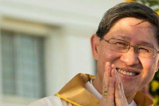 """Cardenal Tagle: """"Dios tiene muchos competidores"""""""