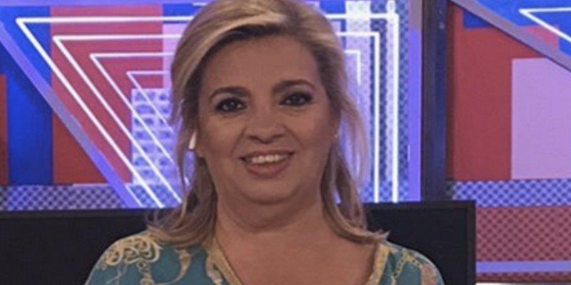 Carmen Borrego se opera los dientes; ¿Pero dónde está el cambio?