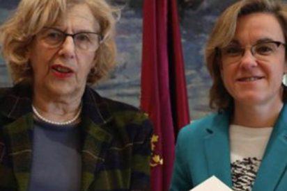 El PSOE no se fía de Carmena y pacta por escrito que les dé las gracias en cada inauguración