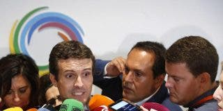 Pablo Casado se perfila claramente como nuevo líder del Partido Popular