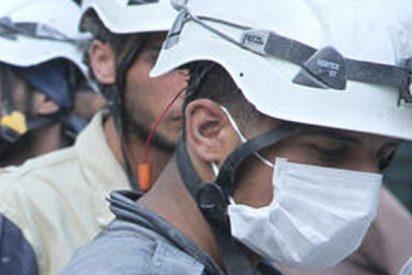 Israel evacua de Siria, por petición de EE.UU. y otros países, a miembros de los Cascos Blancos