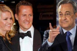 La mujer de Schumacher compra el 'casoplón' de Florentino por 30 millones de euros
