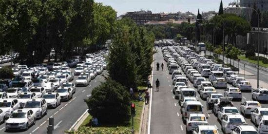 Los taxistas han puesto patas arriba Madrid y Barcelona y jodido a todo el mundo pero... ¿y ahora qué?