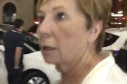 """Celia Villalobos sobre la la huelga del taxi: """"¿Y cómo coño llego yo a Torremolinos?"""""""