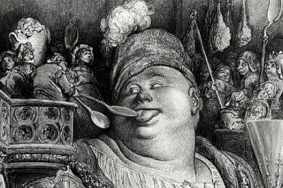 "Manuel del Rosal: ""La cena de los idiotas"""