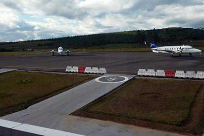 Los aeropuertos con los nombres más curiosos del mundo