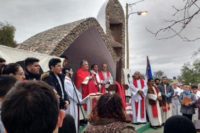"""Homenaje a los mártires de Chamical: """"No se podrá apagar nunca la voz del Evangelio"""""""