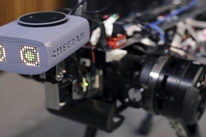 Así es el robot 'ciego' Cheetah 3 que se mueve ágilmente entre escombros