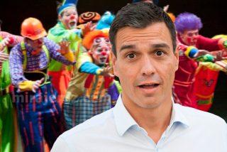"""Mensaje a Pedro Sánchez 'El Indecente': """"La Moncloa no vale esta ignominia"""""""