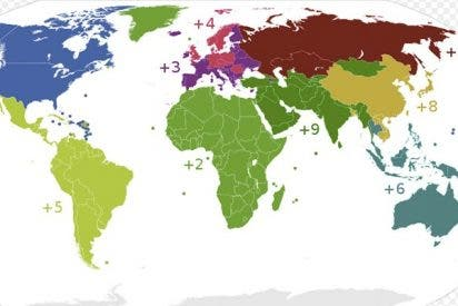 Códigos telefónicos del Mundo