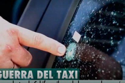 Un conductor de Cabify recibe un balazo en su coche al recoger a una clienta