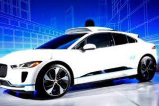 Estos son los coches 'casi autónomos' de Waymo y Jaguar que circulan por San Francisco