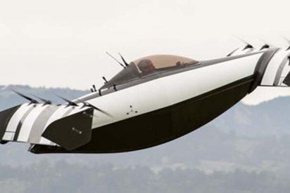 """Una empresa de EE.UU. presenta este nuevo vehículo volador """"seguro y asequible"""""""