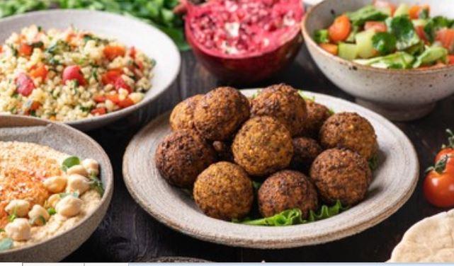 cocina del Oriente Medio