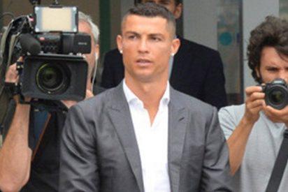 Así presentó la Juventus de Turín a Cristiano Ronaldo como su nuevo jugador