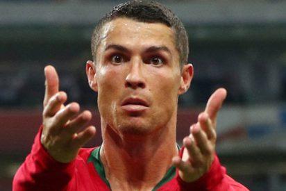 Cristiano indigna a los españoles con cuatro palabras en su presentación con la Juventus