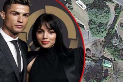 Así es la increíble villa que aguarda a Cristiano Ronaldo y Georgina en Turín