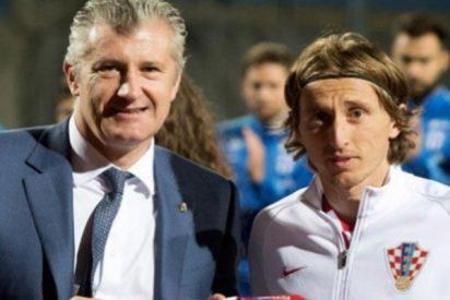 Davor Suker explica todas las claves sobre la selección de Croacia