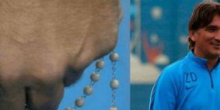 El 'arma secreta' del entrenador de Croacia: el rosario