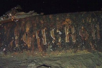 Encuentran por fin el mítico 'Donskói', el crucero del Imperio ruso hundido en el Mar de Japón con un tesoro a bordo