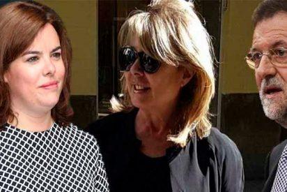 Asunción Soto, la cuñada de Rajoy, le da lo suyo a Soraya Sáenz de Santamaría