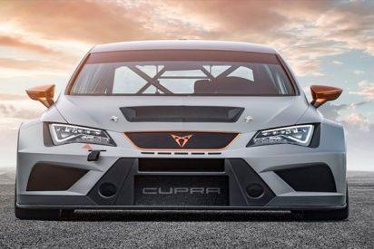 CUPRA: ¡Así rueda por primera vez el coche de carreras 100% eléctrico!