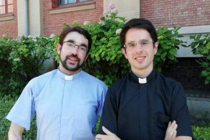 """Padre Manuel, nuevo sacerdote riojano: """"Dios nunca deja de llamar para las vocaciones"""""""